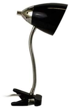 Flossy Limelights LimeLights Flexible Gooseneck Clip Light Desk Lamp