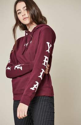 Young & Reckless Anglian Hoodie