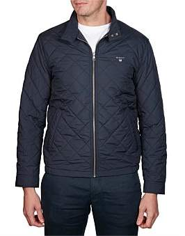 Gant O1. The Quilted Windcheater