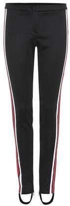 Gucci Jersey stirrup leggings