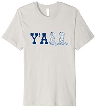 YAll T-Shirt Design