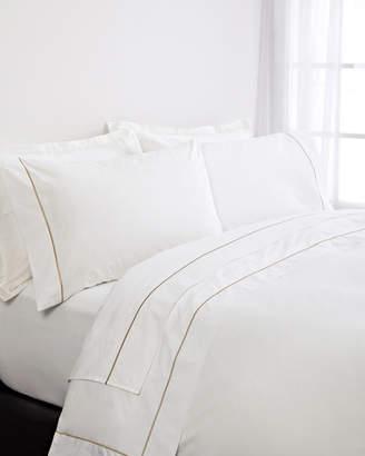 Frette One Bourdon Khaki Line Duvet Collection