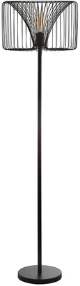 Jonathan Y Designs Gridley 61In Metal Led Floor Lamp