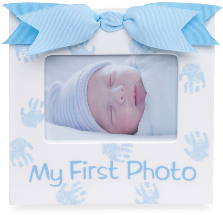 """Mud Pie My First Photo"""" Frame in Prince"""