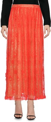 Alysi Long skirts - Item 35372392OW