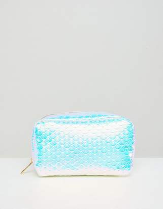 New Look Holographic Makeup Bag