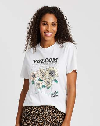 Volcom New Future Boyfriend Tee