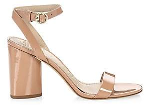 Tory Burch Women's Elizabeth Leather Ankle-Strap Sandals