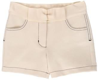 Lanvin Petite Cotton Piqué Shorts