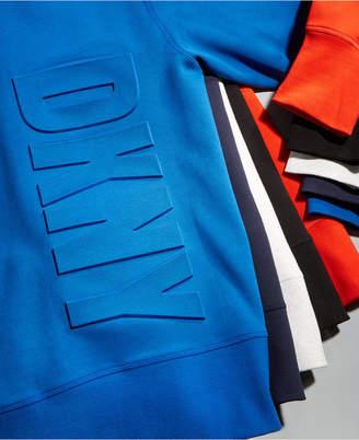 DKNY Men Quarter-Zip Sweater