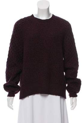 J Brand Wool Blend Knitted Sweater