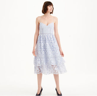 Nanhah Lace Dress $298 thestylecure.com