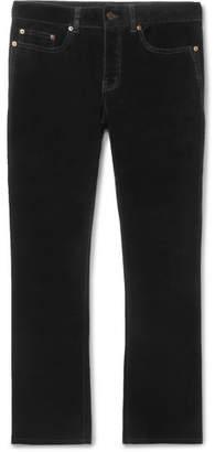 Saint Laurent Velvet Trousers