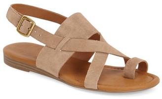 Franco Sarto Gia Sandal $69 thestylecure.com