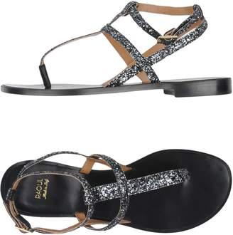 Raoul Toe strap sandals