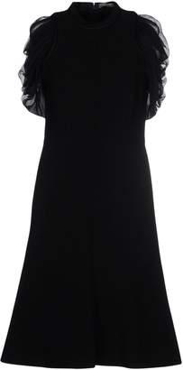 Alexander McQueen Knee-length dresses - Item 34621472NB
