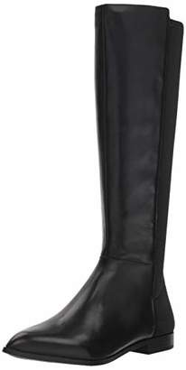 Nine West Women's Owenford Leather Knee High Boot