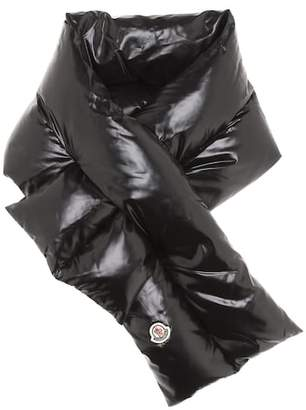 Moncler Down-padded scarf