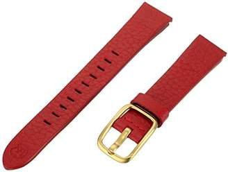 Hadley Roma b&nd by with MODE 16mm Leather Calfskin Watch Strap