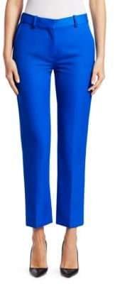 Victoria Beckham Victoria, Wool Straight-Leg Pants