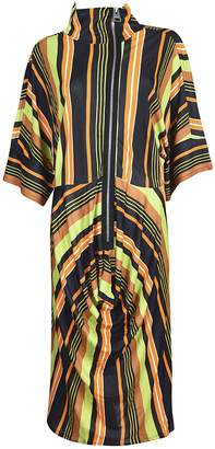 J.W.Anderson Zip Fitted Dress
