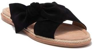 Corso Como Glendyll Criscross Slide Sandal