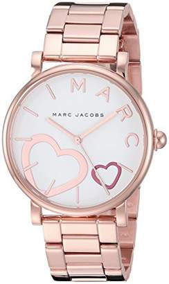 Marc Jacobs Women's 'Classic' Quartz Stainless Steel Casual Watch