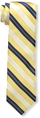 Nick Graham Men's Fine Line Stripe Tie