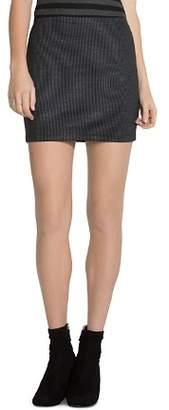 Bailey 44 Solyanka Pinstriped Mini Skirt