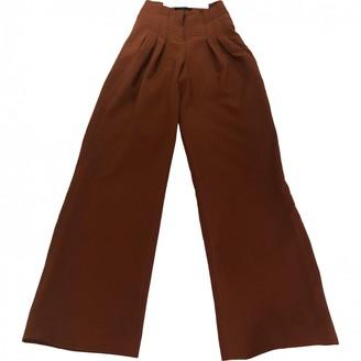 Aq/Aq Aqaq Trousers for Women