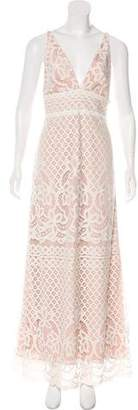 Style Stalker StyleStalker Lace Maxi Dress