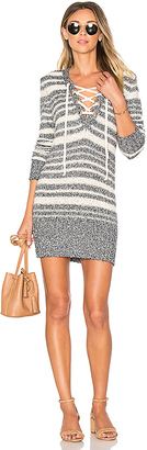 Lovers + Friends Lovers + Friends Simply Mine Sweater Dress in White $178 thestylecure.com