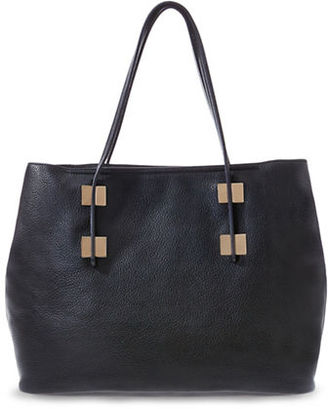 Steve Madden Beckett Textured Tote $98 thestylecure.com