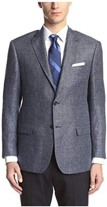 Franklin Tailored Men's Solid Textured Sportcoat