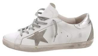 Golden Goose Superstar Low-Top Sneakers