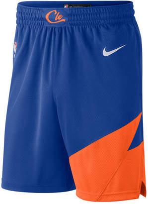 Nike Men's Cleveland Cavaliers City Swingman Shorts