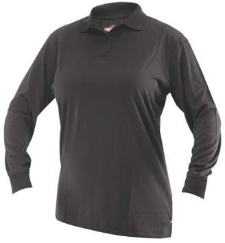 Tru-spec TRU-SPEC 24-7 SHIRT; LADIES LONG SLEEVE 100% POLY PERFORMANCE POLO