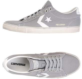 48050a6fe71a Converse PRO LEATHER VULC OX CANVAS DISTRESSED Low-tops   sneakers