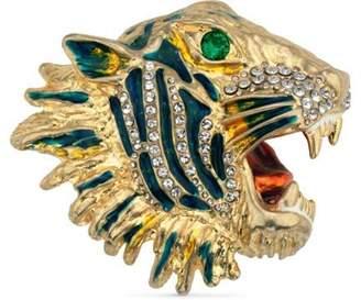 Gucci Rajah brooch in metal