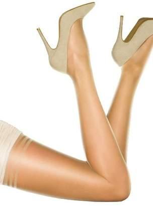 Pretty Polly Nylons Gloss Secret Slimmer Pantyhose, M/L