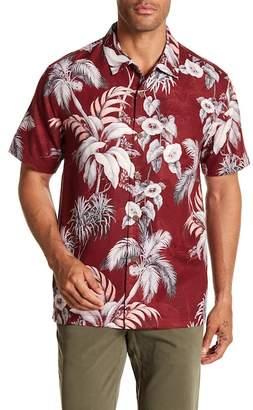 Tommy Bahama Boca Da Palm Short Sleeve Original Fit Shirt