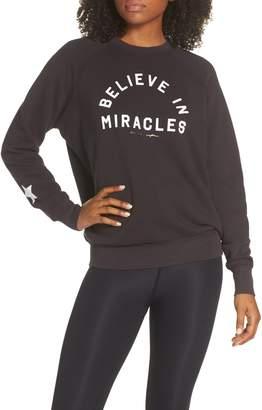 Spiritual Gangster Believe Sweatshirt