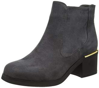 New Look 915 Girls' Battle Ankle Boots,40 EU