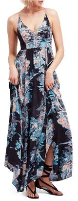 Free People Through the Vine Maxi Dress