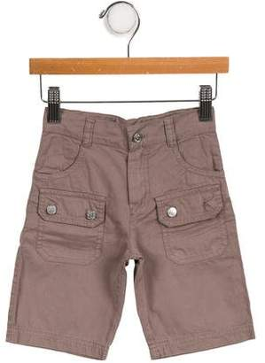 Tartine et Chocolat Boys' Cargo Bermuda Shorts
