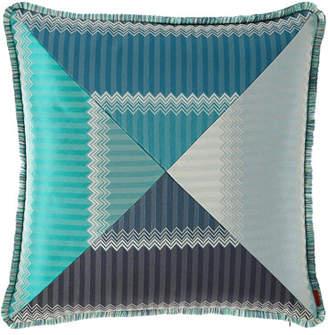 Missoni Wells Patchwork Pillow