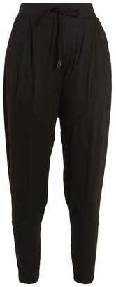 Charli Cohen - Saber Tapered Leg Performance Trousers - Womens - Black