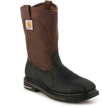 Carhartt Mud Wellington Steel Toe Work Boot - Men's