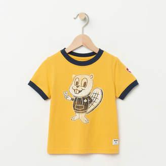 Roots Toddler Mackenzie Ringer T-shirt