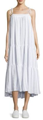 Rails Arielle Tiered Maxi Dress $158 thestylecure.com